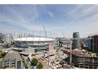 "Photo 5: 2506 939 EXPO Boulevard in Vancouver: Yaletown Condo for sale in ""MAX II"" (Vancouver West)  : MLS®# V1130557"