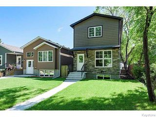 Photo 20: 92 Hill Street in WINNIPEG: St Boniface Residential for sale (South East Winnipeg)  : MLS®# 1517723