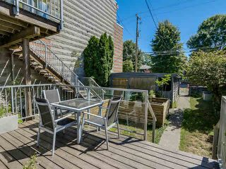 """Photo 18: 3649 W 17TH Avenue in Vancouver: Dunbar Townhouse for sale in """"Dunbar"""" (Vancouver West)  : MLS®# V1131418"""