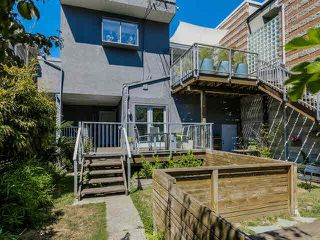 """Photo 16: 3649 W 17TH Avenue in Vancouver: Dunbar Townhouse for sale in """"Dunbar"""" (Vancouver West)  : MLS®# V1131418"""