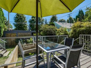 """Photo 4: 3649 W 17TH Avenue in Vancouver: Dunbar Townhouse for sale in """"Dunbar"""" (Vancouver West)  : MLS®# V1131418"""