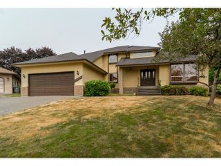 "Main Photo: 8010 150TH Street in Surrey: Bear Creek Green Timbers House for sale in ""MORNINGSIDE ESTATES"" : MLS®# F1446181"