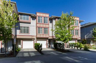 "Main Photo: 51 13899 LAUREL Drive in Surrey: Whalley Townhouse for sale in ""Emerald Gardens"" (North Surrey)  : MLS®# F1451675"