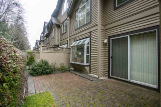 "Photo 20: 33 2736 ATLIN Place in Coquitlam: Coquitlam East Townhouse for sale in ""CEDAR GREEN ESTATES"" : MLS®# R2040870"