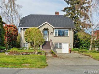 Main Photo: 1572 Rowan Street in VICTORIA: SE Cedar Hill Single Family Detached for sale (Saanich East)  : MLS®# 362587