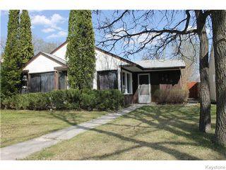 Photo 1: 380 Lanark Street in Winnipeg: River Heights / Tuxedo / Linden Woods Residential for sale (South Winnipeg)  : MLS®# 1611366