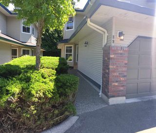 "Photo 2: 89 36060 OLD YALE Road in Abbotsford: Abbotsford East Townhouse for sale in ""MOUNTAINVIEW VILLAGE"" : MLS®# R2085799"