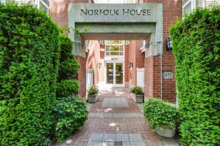 """Photo 2: 115 1675 W 10TH Avenue in Vancouver: Fairview VW Condo for sale in """"NORFOLK HOUSE"""" (Vancouver West)  : MLS®# R2086352"""