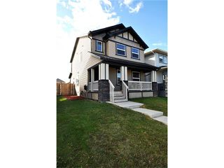 Photo 1: 269 SILVERADO Way SW in Calgary: Silverado House for sale : MLS®# C4082092