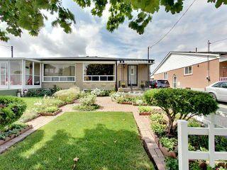 Photo 1: 144 Santamonica Boulevard in Toronto: Clairlea-Birchmount House (Bungalow) for sale (Toronto E04)  : MLS®# E3609016