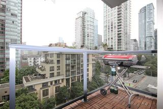 "Photo 12: 801 928 RICHARDS Street in Vancouver: Yaletown Condo for sale in ""The Savoy"" (Vancouver West)  : MLS®# R2112146"