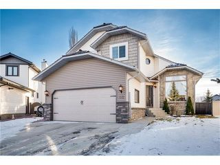 Photo 1: 192 WOODSIDE Road NW: Airdrie House for sale : MLS®# C4092985