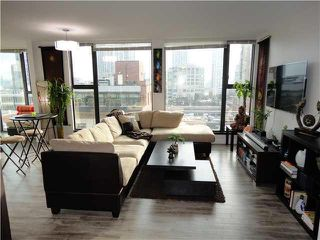 Photo 3: 806 1155 HOMER STREET in : Yaletown Condo for sale (Vancouver West)  : MLS®# V1094228