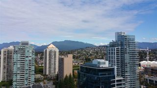 "Photo 1: 2601 2077 ROSSER Avenue in Burnaby: Brentwood Park Condo for sale in ""VANTAGE"" (Burnaby North)  : MLS®# R2142775"