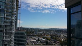 "Photo 6: 2601 2077 ROSSER Avenue in Burnaby: Brentwood Park Condo for sale in ""VANTAGE"" (Burnaby North)  : MLS®# R2142775"