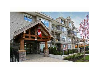 "Photo 1: 108 22150 DEWDNEY TRUNK Road in Maple Ridge: West Central Condo for sale in ""Falcon Manor"" : MLS®# R2144003"