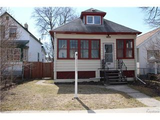 Main Photo: 474 Riverton Avenue in Winnipeg: Elmwood Residential for sale (3A)  : MLS®# 1708635
