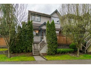 Photo 2: 1 22980 ABERNETHY Lane in Maple Ridge: East Central Townhouse for sale : MLS®# R2156977