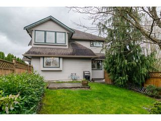Photo 19: 1 22980 ABERNETHY Lane in Maple Ridge: East Central Townhouse for sale : MLS®# R2156977