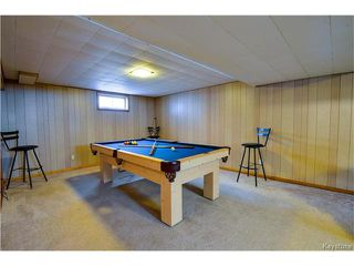 Photo 16: 1227 Warsaw Crescent in Winnipeg: Residential for sale (1Bw)  : MLS®# 1709160