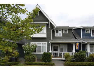 Photo 1: 177 PIER Place in New Westminster: Queensborough House for sale : MLS®# V973265