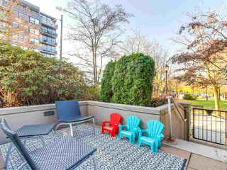"Photo 11: 102 1575 W 10TH Avenue in Vancouver: Fairview VW Condo for sale in ""THE TRITON"" (Vancouver West)  : MLS®# R2218519"