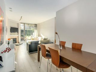"Photo 3: 102 1575 W 10TH Avenue in Vancouver: Fairview VW Condo for sale in ""THE TRITON"" (Vancouver West)  : MLS®# R2218519"