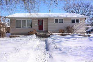 Photo 1: 95 Tulane Bay in Winnipeg: Fort Richmond Residential for sale (1K)  : MLS®# 1803888