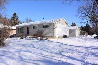 Photo 2: 95 Tulane Bay in Winnipeg: Fort Richmond Residential for sale (1K)  : MLS®# 1803888