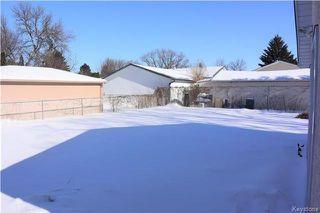 Photo 20: 95 Tulane Bay in Winnipeg: Fort Richmond Residential for sale (1K)  : MLS®# 1803888