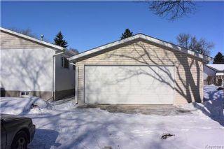 Photo 19: 95 Tulane Bay in Winnipeg: Fort Richmond Residential for sale (1K)  : MLS®# 1803888