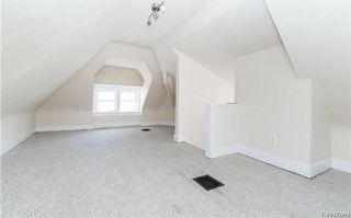 Photo 18: 249 Ruby Street in Winnipeg: Wolseley Residential for sale (5B)  : MLS®# 1806345