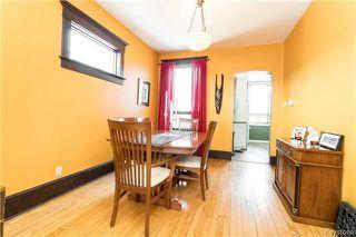 Photo 5: 249 Ruby Street in Winnipeg: Wolseley Residential for sale (5B)  : MLS®# 1806345