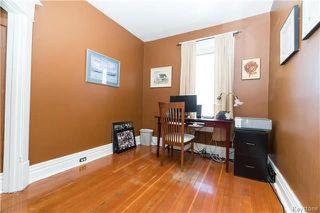 Photo 15: 249 Ruby Street in Winnipeg: Wolseley Residential for sale (5B)  : MLS®# 1806345