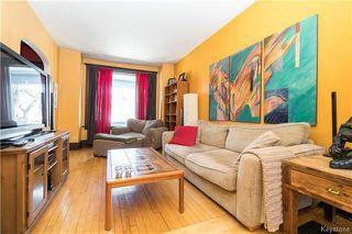 Photo 3: 249 Ruby Street in Winnipeg: Wolseley Residential for sale (5B)  : MLS®# 1806345