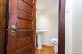 Photo 11: 249 Ruby Street in Winnipeg: Wolseley Residential for sale (5B)  : MLS®# 1806345