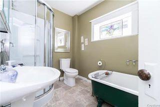 Photo 12: 249 Ruby Street in Winnipeg: Wolseley Residential for sale (5B)  : MLS®# 1806345