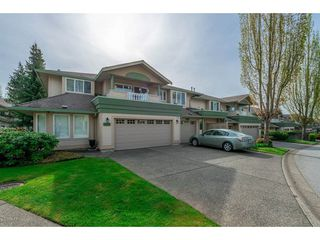 "Photo 1: 210 13888 70 Avenue in Surrey: East Newton Townhouse for sale in ""CHELSEA GARDENS"" : MLS®# R2264924"