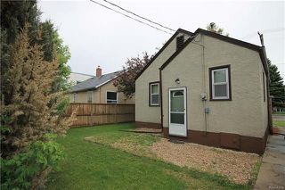 Photo 16: 293 St. Mary's Road in Winnipeg: Norwood Residential for sale (2B)  : MLS®# 1815982