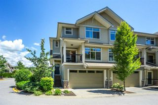 "Photo 1: 55 22225 50 Avenue in Langley: Murrayville Townhouse for sale in ""Murray's Landing"" : MLS®# R2284014"