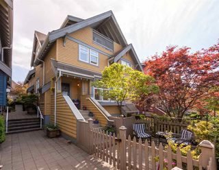 "Photo 1: 1662 GRANT Street in Vancouver: Grandview VE Townhouse for sale in ""TEMPO"" (Vancouver East)  : MLS®# R2285417"