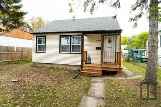 Photo 1: 499 Ferry Road in Winnipeg: St James Residential for sale (5E)  : MLS®# 1826232