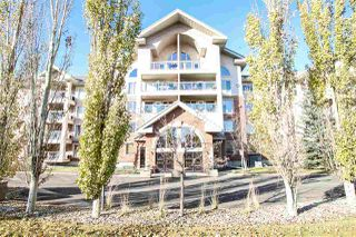 Main Photo: 437 200 Bethel Drive: Sherwood Park Condo for sale : MLS®# E4132917
