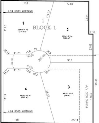 Photo 20: 50367 RR 222: Rural Leduc County Rural Land/Vacant Lot for sale : MLS®# E4136244