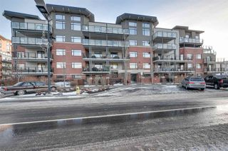Main Photo: 401 121 Festival Way: Sherwood Park Condo for sale : MLS®# E4136357