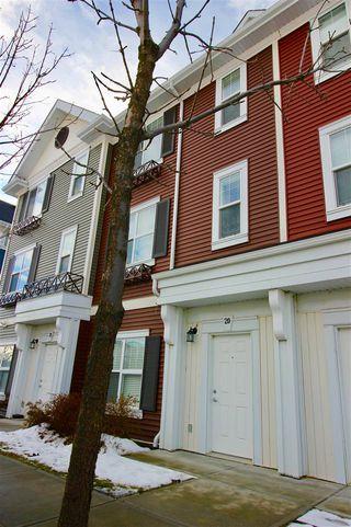 Main Photo: 20 8315 180 Avenue in Edmonton: Zone 28 Townhouse for sale : MLS®# E4137249