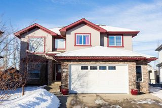 Main Photo: 1837 BOWMAN Point in Edmonton: Zone 55 House for sale : MLS®# E4140327