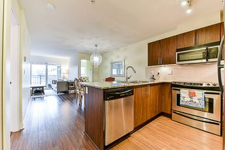 """Photo 1: A312 8929 202 Street in Langley: Walnut Grove Condo for sale in """"The Grove"""" : MLS®# R2337056"""