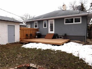 Photo 15: 147 Bank Avenue in Winnipeg: St Vital Residential for sale (2D)  : MLS®# 1907859