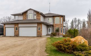 Main Photo: 25-26516 TWP RD 514: Rural Parkland County House for sale : MLS®# E4153704
